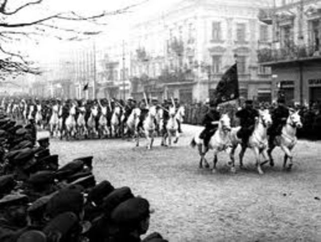 Invasion of Poland by Soviets