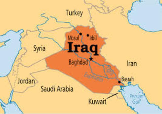 Iraq 2001-Present
