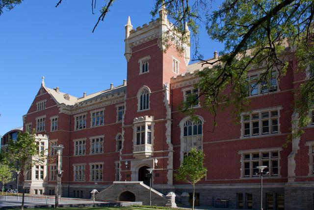 Adelaide's 1st University