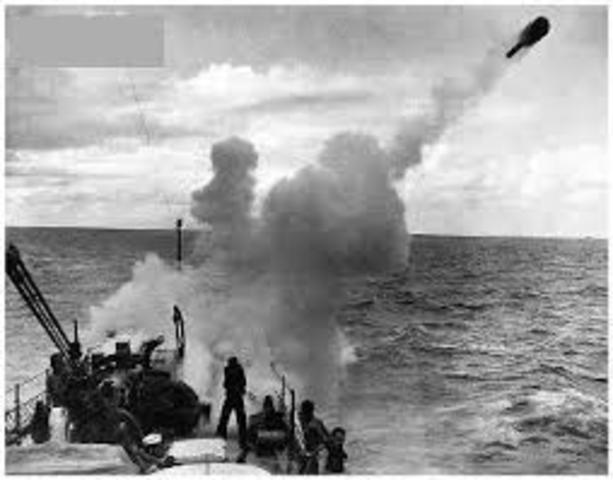 The End of the Atlantic Battle