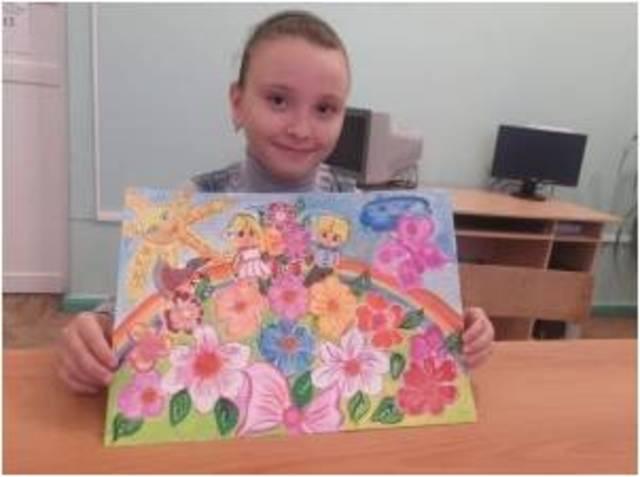 Международный конкурс рисунков и поделок «В мире счастья».