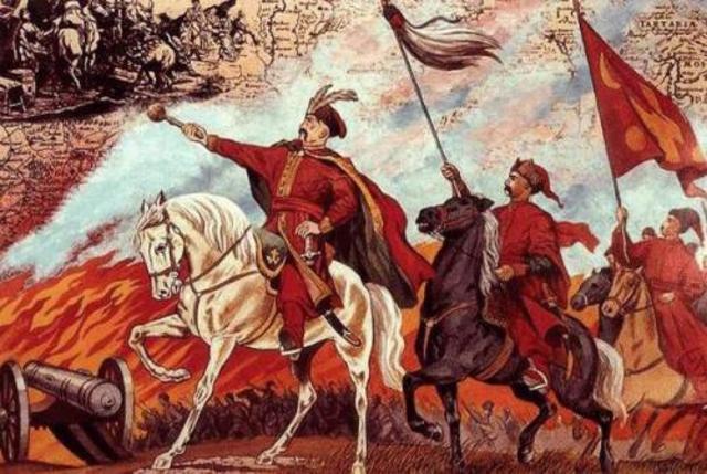 Окончание восстания Богдана Хмельницкого