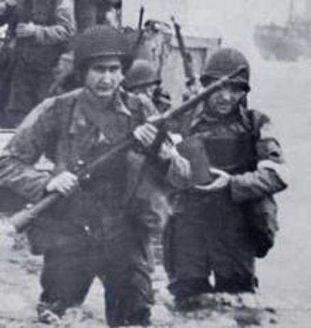 The end of Operation Torch