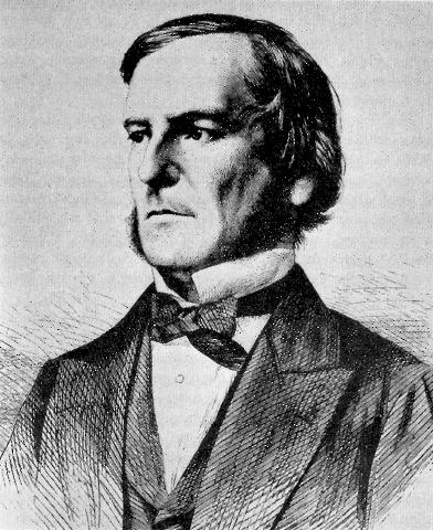 El lógico inglés George Boole publica su Álgebra de Boole