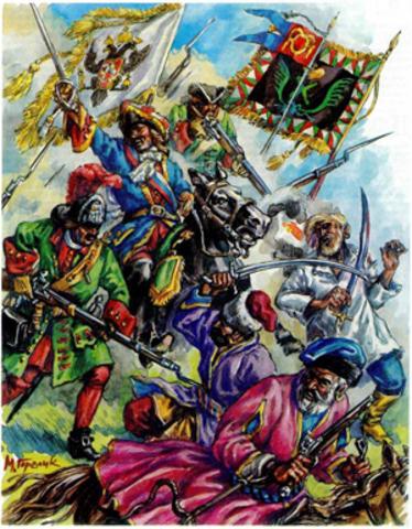 Первый этап Булавинского восстания