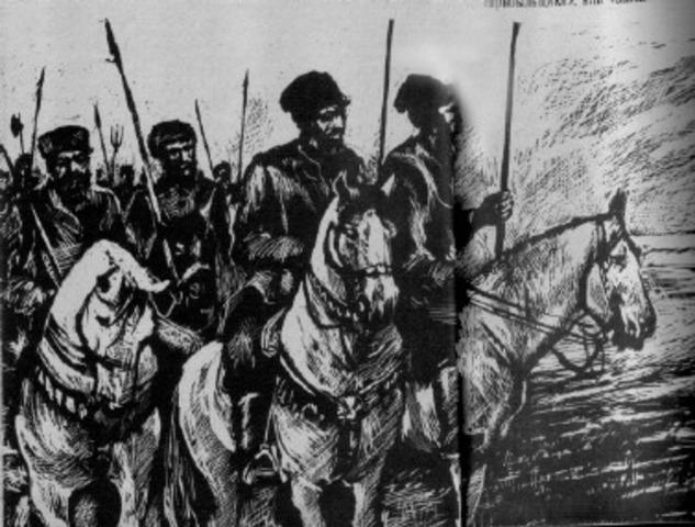 Второй этап Булавинского восстания