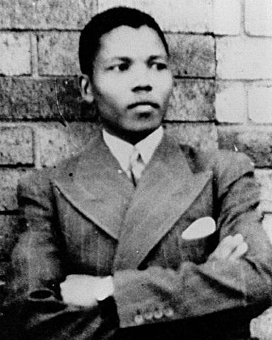 Birth of Nelson Mandela