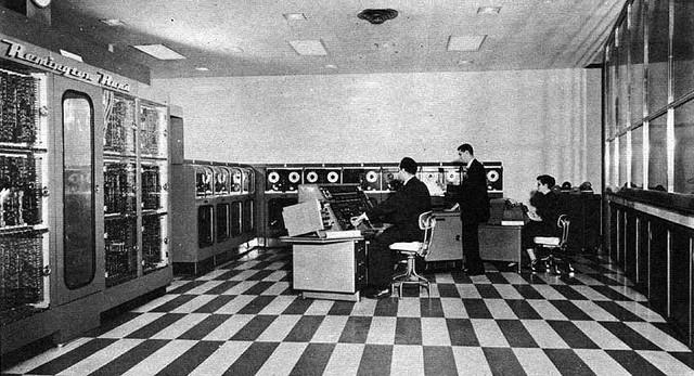Primer computadora comercial: UNIVAC I