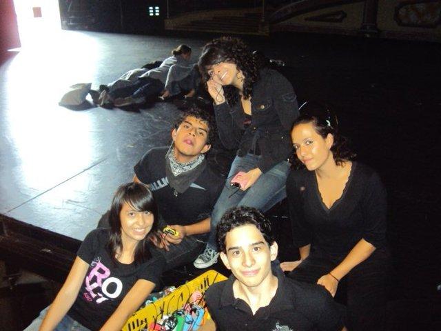 Staff Tec CEM teatro