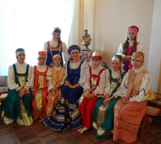 """Конкурс-фестиваль """"Волга в сердце впадаетв мое"""""""