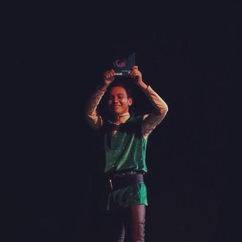 Premio al Mejor Bailarín