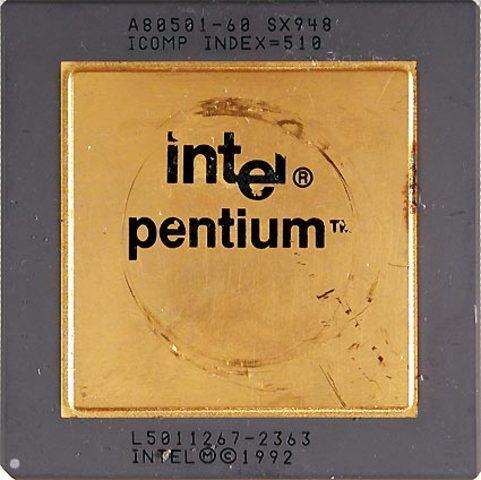Процессор Pentium