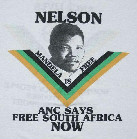 Mandela Attends ANC Meetings