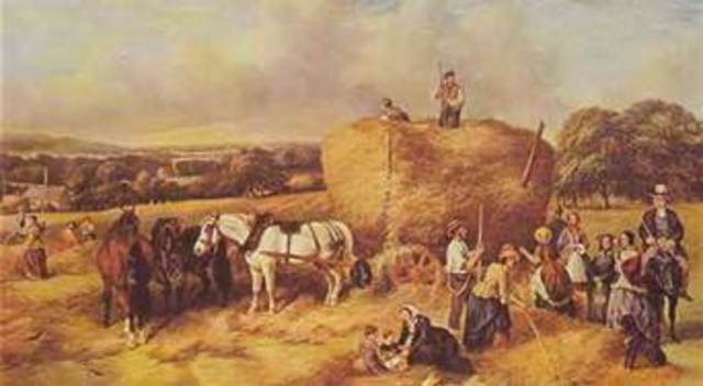 Agricultural Revolution in Europe