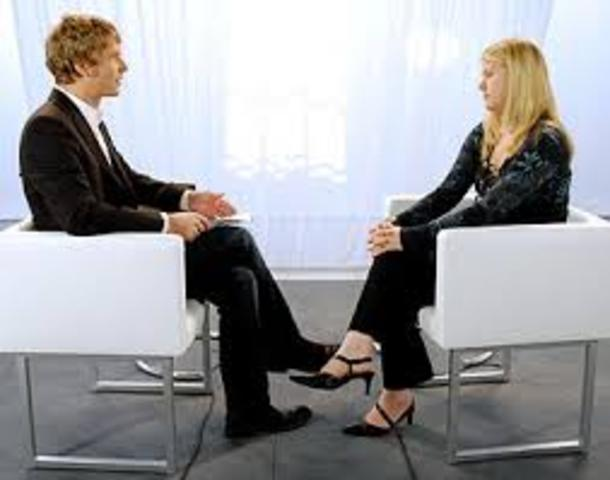LESSON PLAN #2: Conducting an Interview