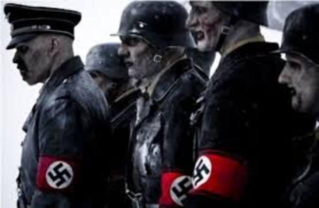 se funda el partido NAZI