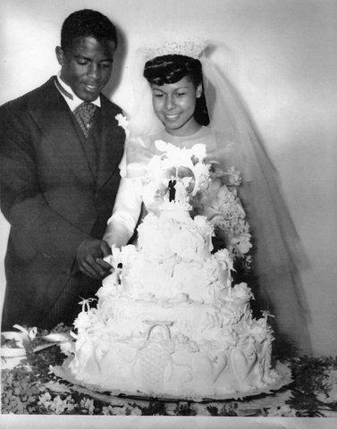 Jackie gets married