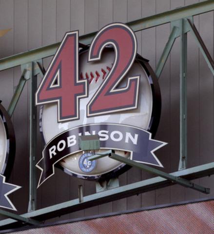 # 42 retired