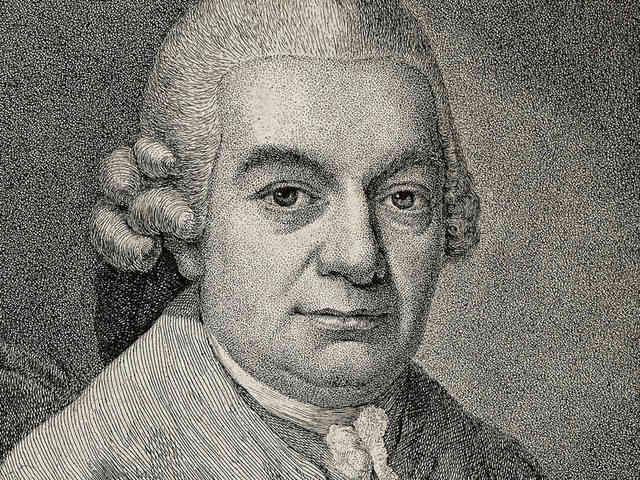 C. P. E. Bach born