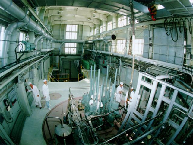 Первый атомный реактор в Сибири