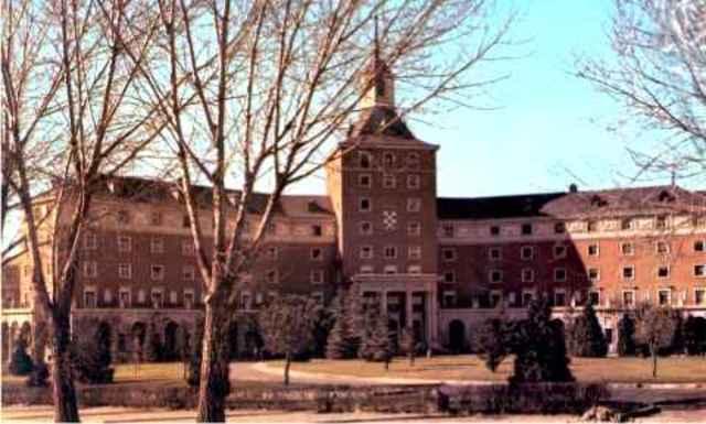 Colegio Mayor Francisco Franco
