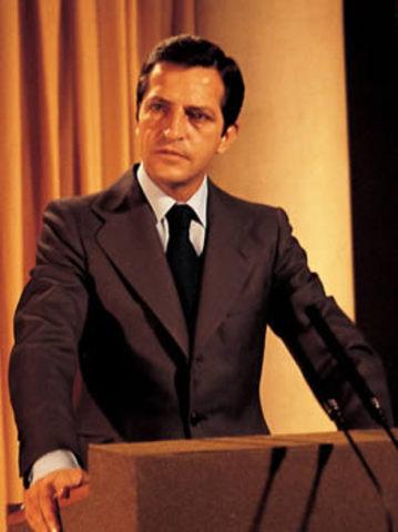 Tercer gobierno de Adolfo Suárez