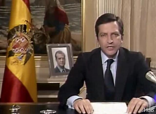 Cuarto Gobierno de Adolfo Suárez