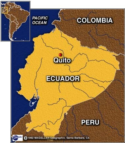 Armistice ends Sucre's attempt to liberate Quito