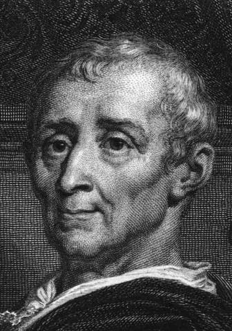 Baron de Montesquieu's Birth