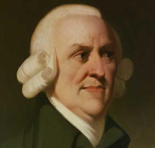 The Birth of Adam Smith