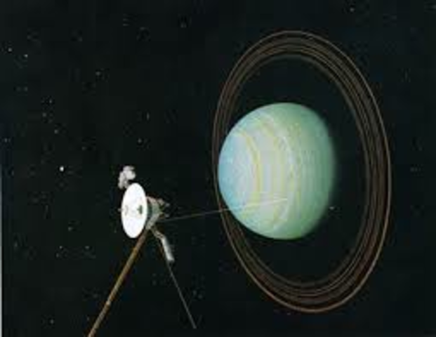 Voyager from Uranus