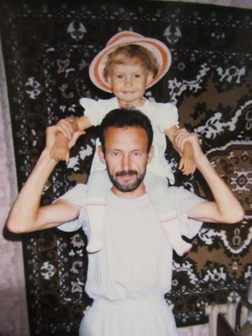 я и мой папа)