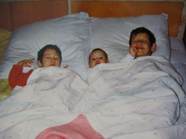 я и  мои братья:)
