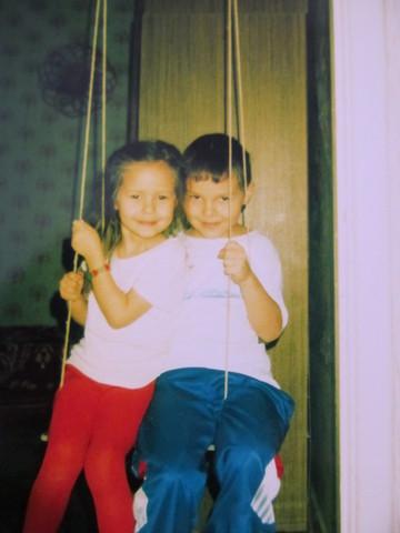 я и мой друг)