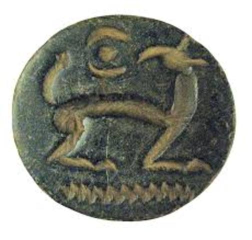 Sumerian stamp seals 4000 B.C.