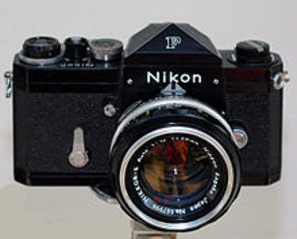 Nikon F the first nikon