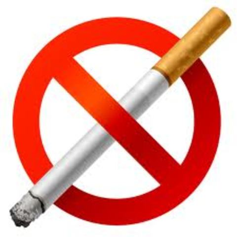 Cigarette advertising banned from TV