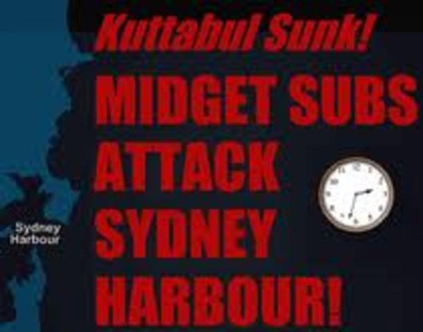 Attack on Sydney Harbour