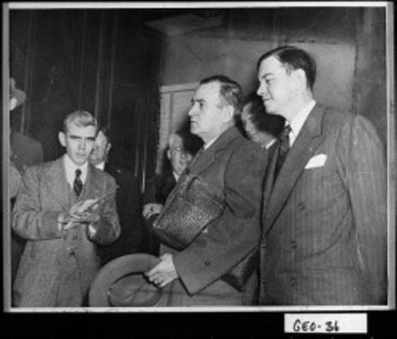 1946 Govenor's Race Begins
