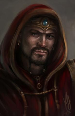 Lerricus Espet becomes King