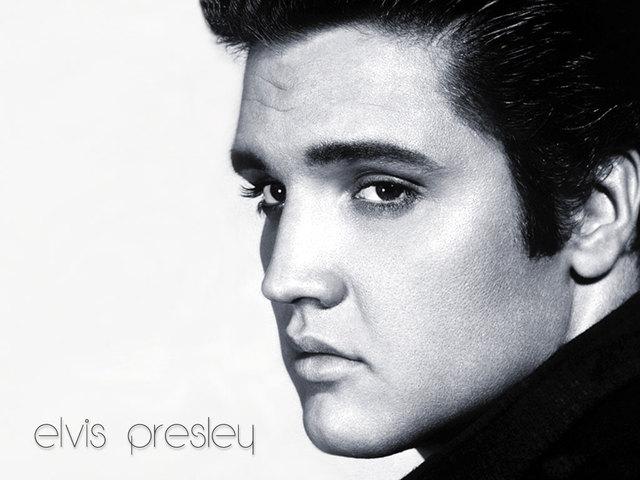 Años 50 : Elvis Presley