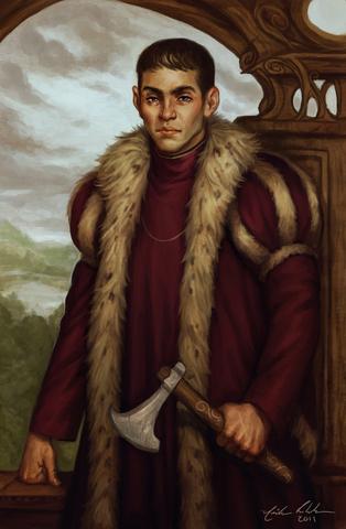 Seamus Espet becomes King