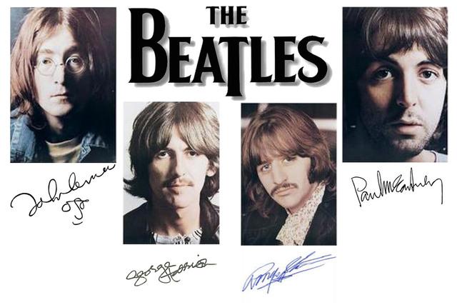 Años 60: The Beatles