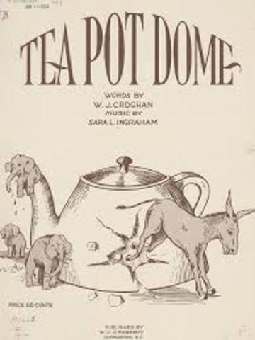 The Teapot Dome Affair
