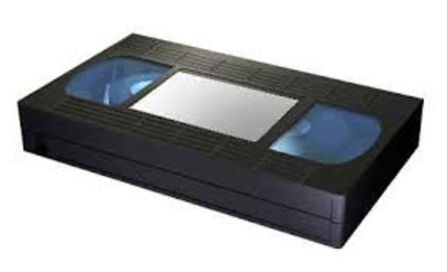 videotape introduced