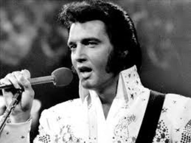 1954 – Elvis Presley discovered by Sam Phillips of Sun Records