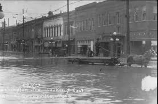 The Great Mississippi Flood