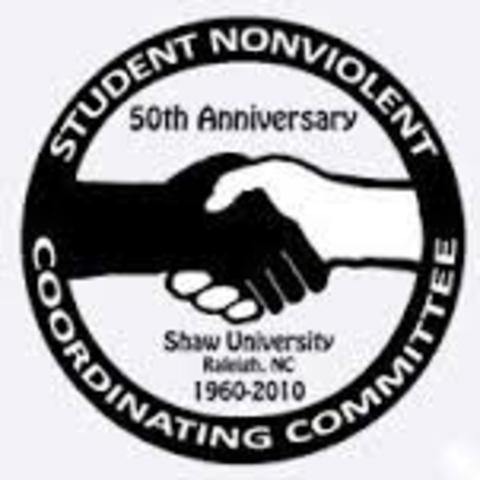 Student Nonviolent Coordinating Comittee (SNCC)