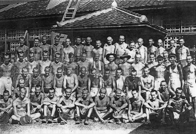 Liberation of Australian POW
