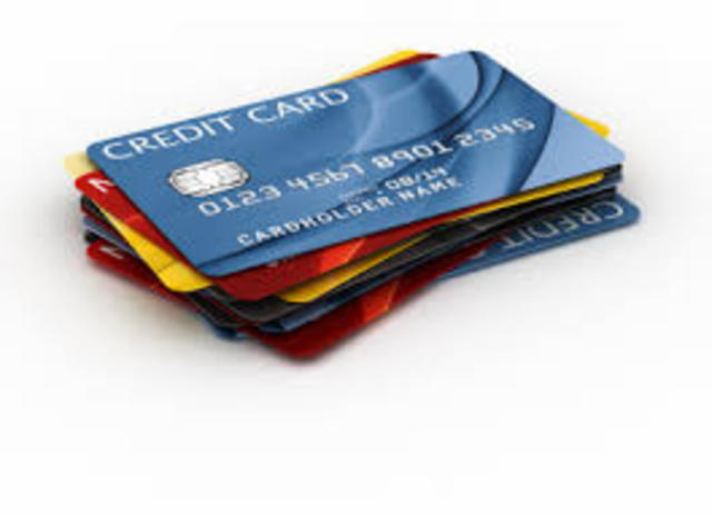 Credit Card Introduced